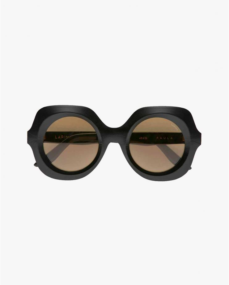 Paula Sunglasses in Black...