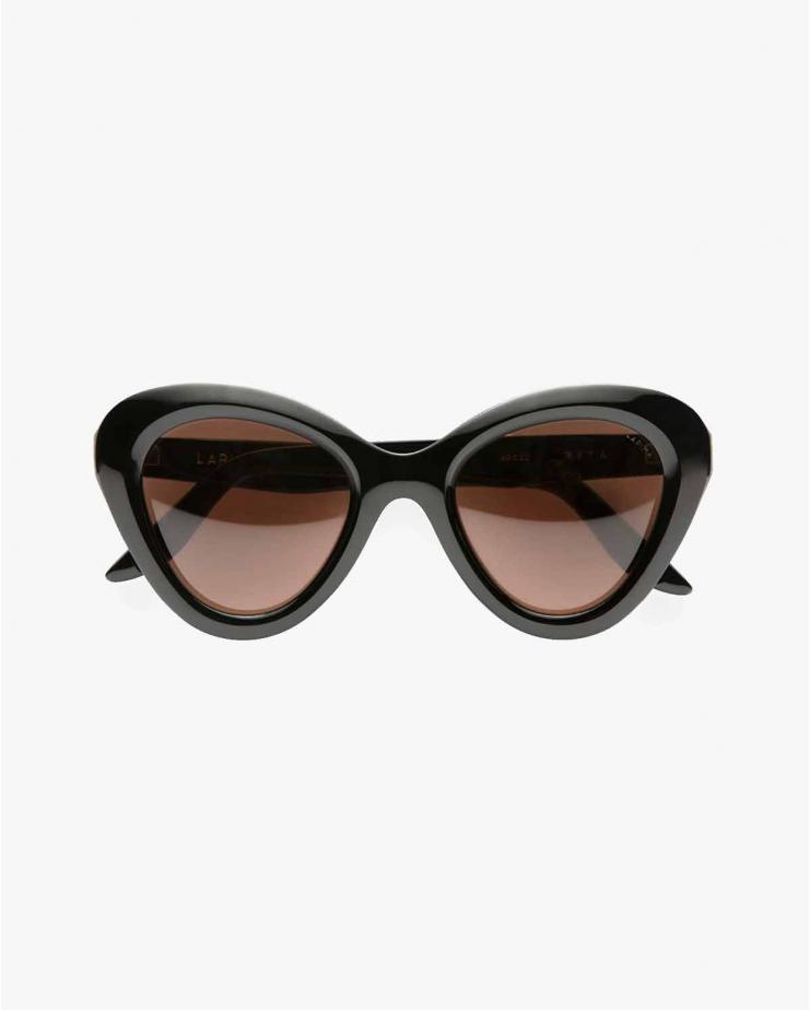Rita Sunglasses in Black Solid