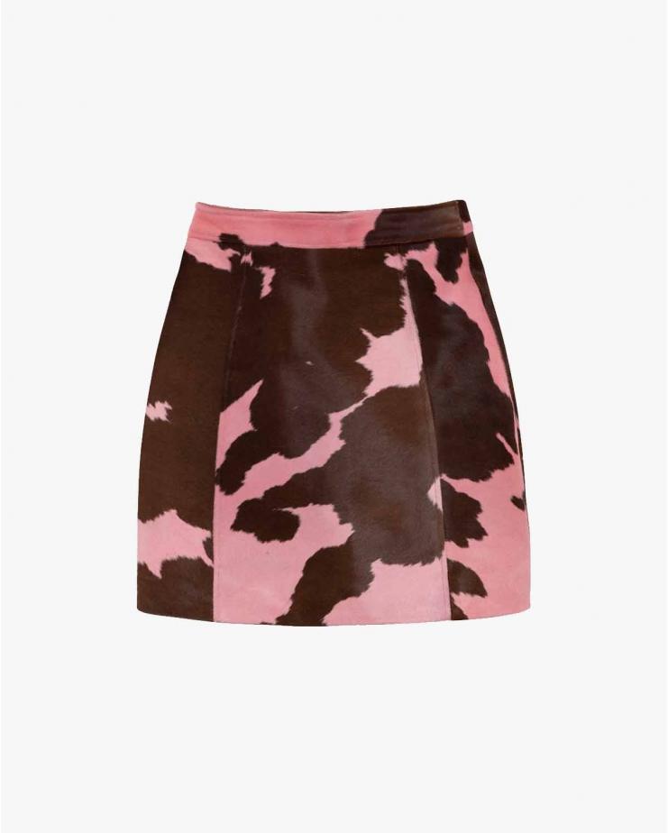 Eartha Skirt in Pink