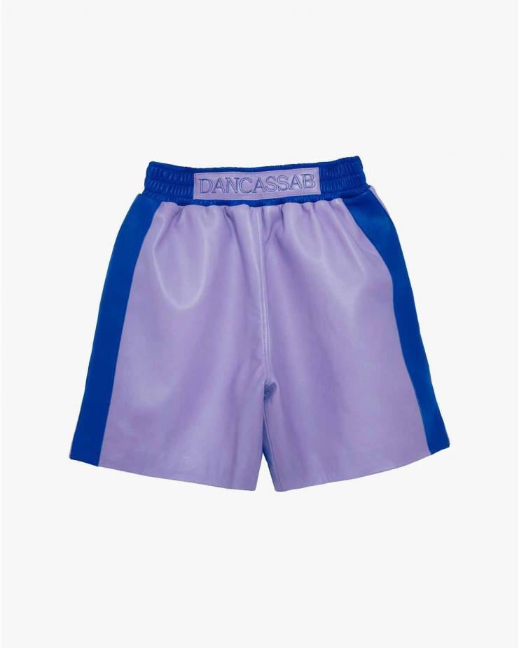Sabiha Shorts in Lilac