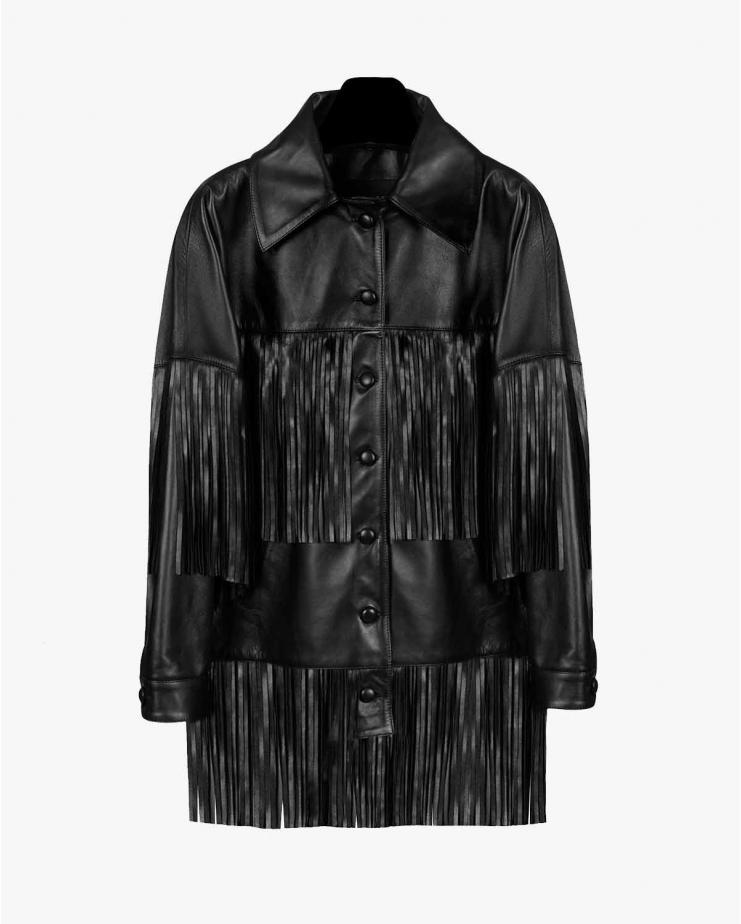 Loretta Jacket in Black