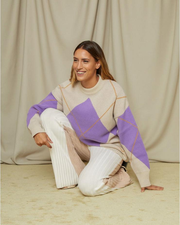 Geometrist Sweater