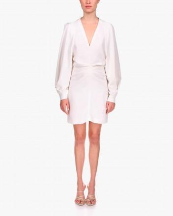 Jaden Dress in White