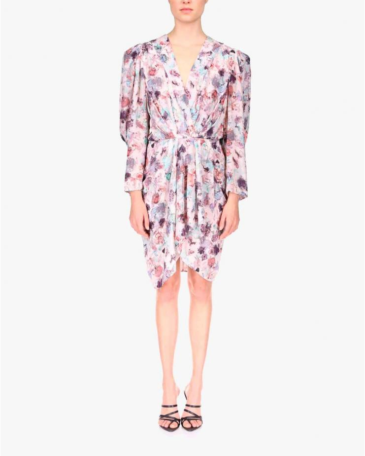 Forrie Dress in Pink