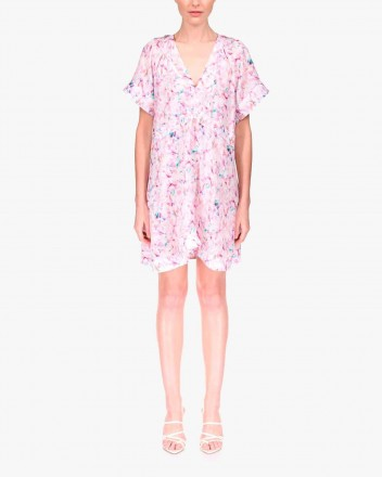 Bago Dress in Pink