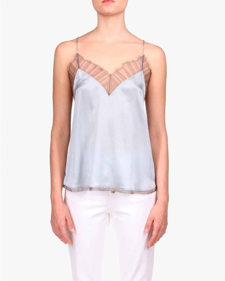 Berwin Top in Light Grey
