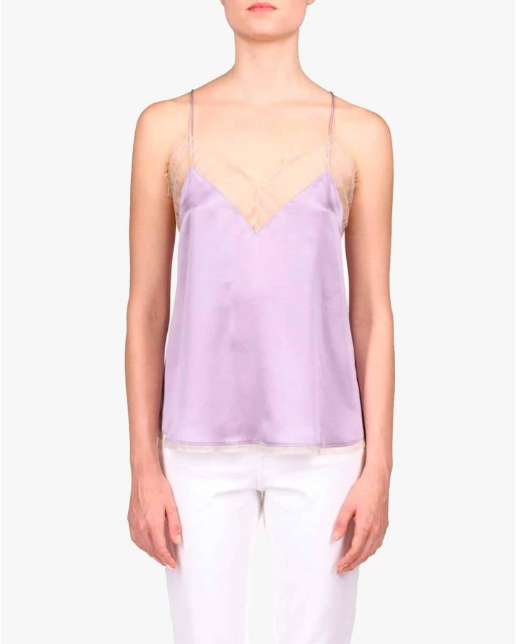 Berwin Top in Light Purple