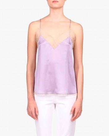 Berwin Top in Light Purple