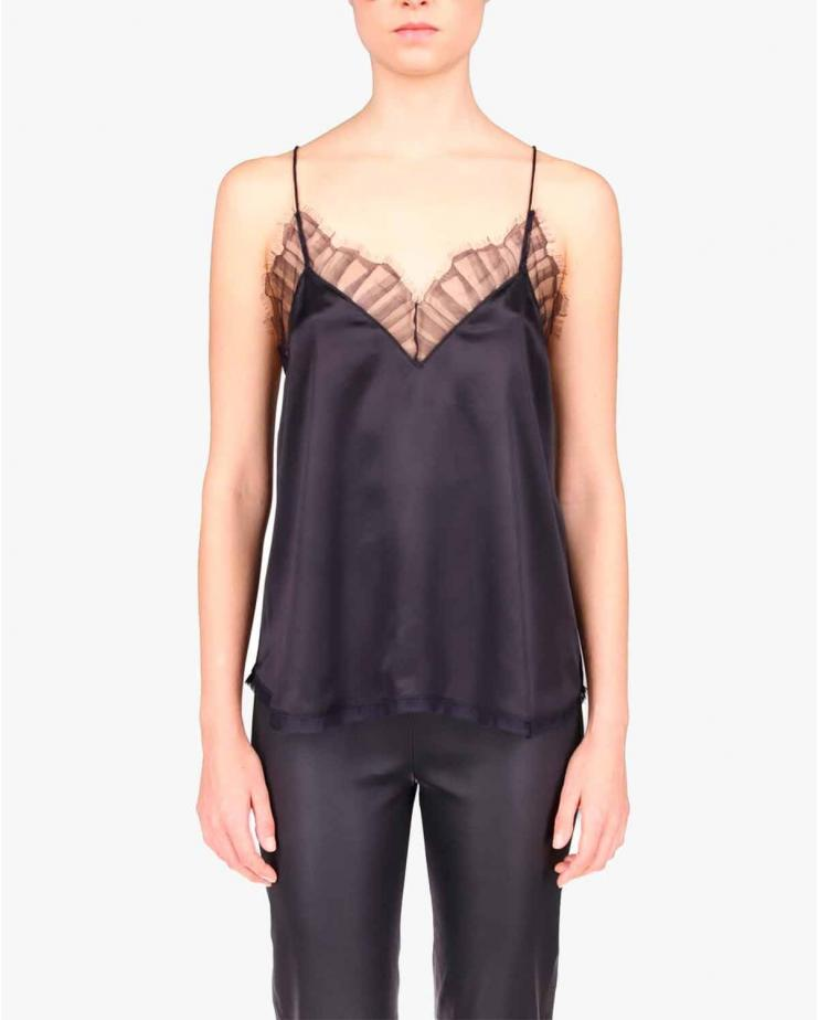 Berwin Top in Black
