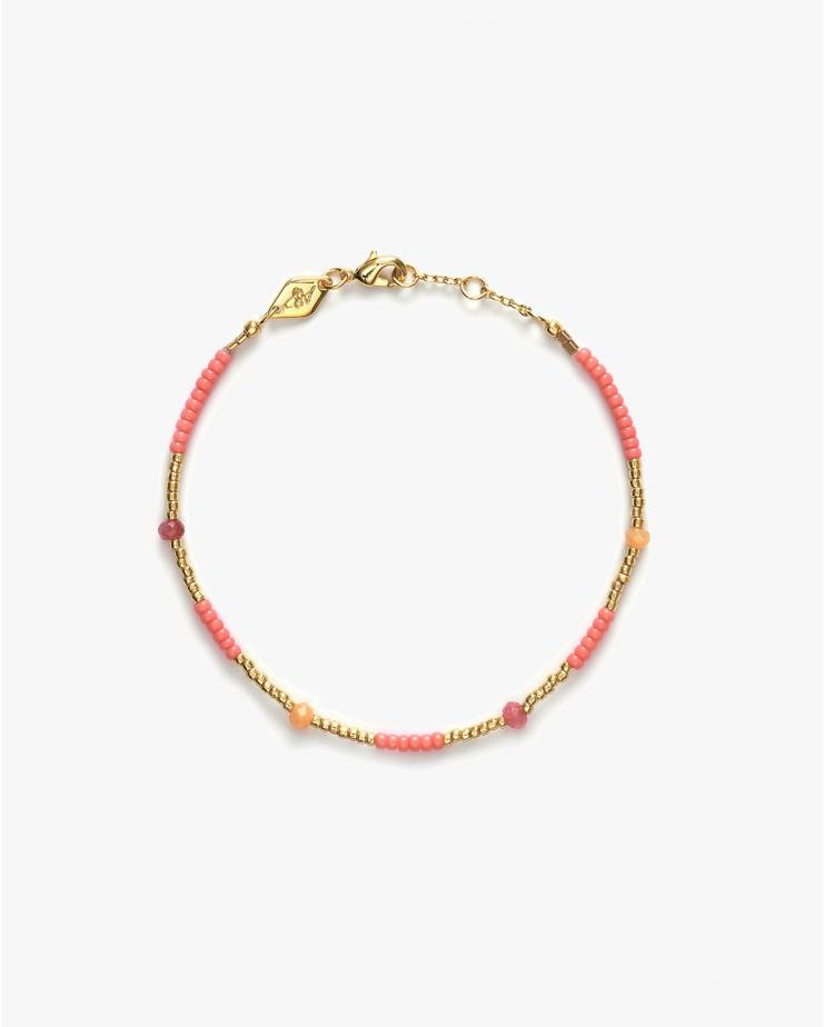 Clemence Bracelet in Bubblegum