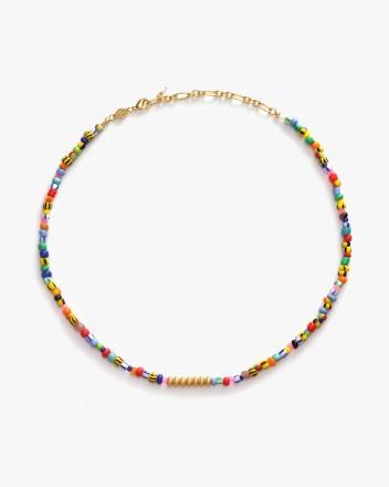 Golden Alaia Necklace