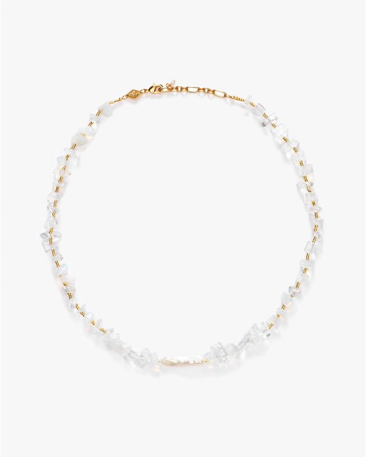 Ines Necklace with Ice Crystal