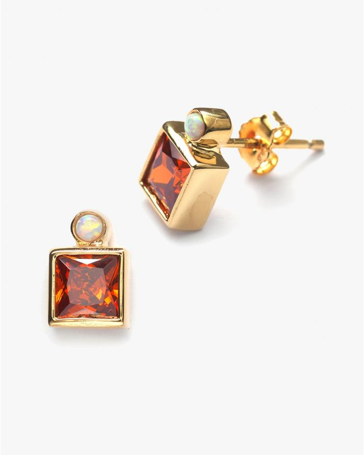 Bling Stud in Flame