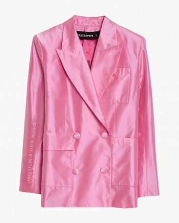 Davis Pink Jacket