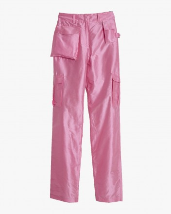 Wallace Trousers in Pink