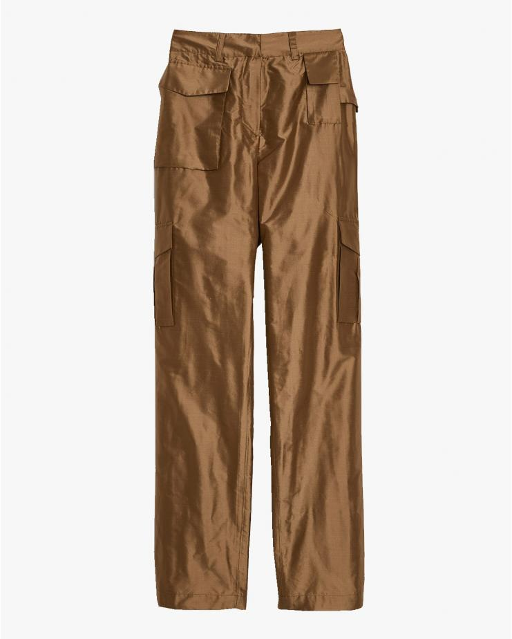 Wallace Trousers in Camel