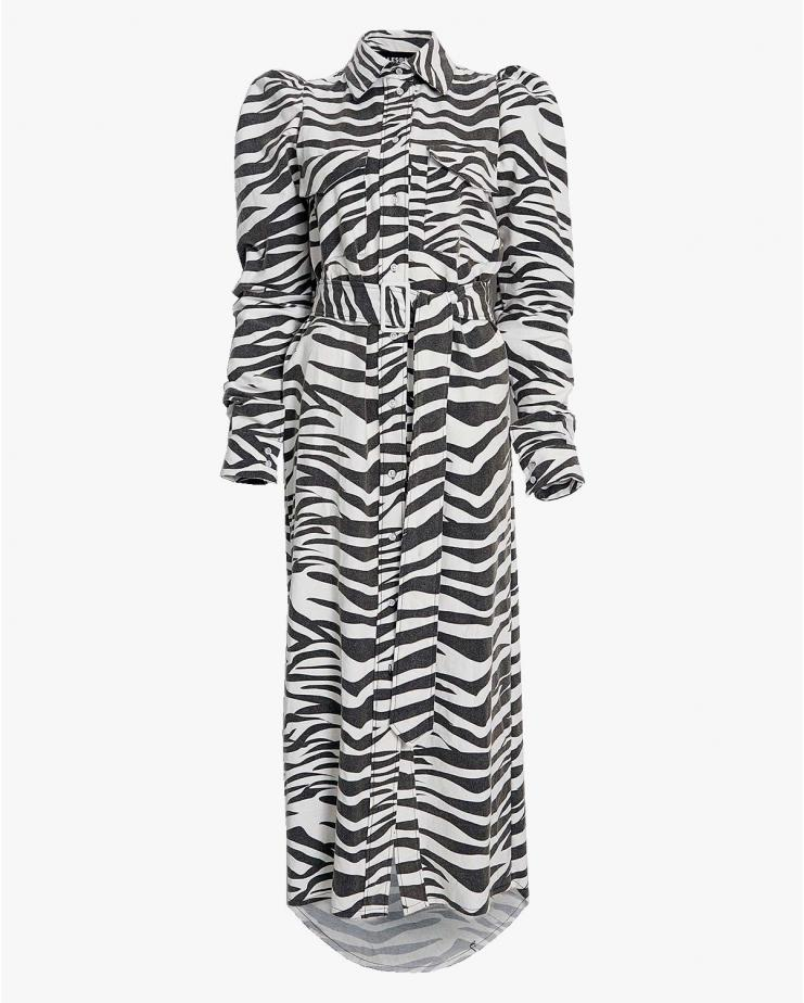 Chelsea Dress in Zebra