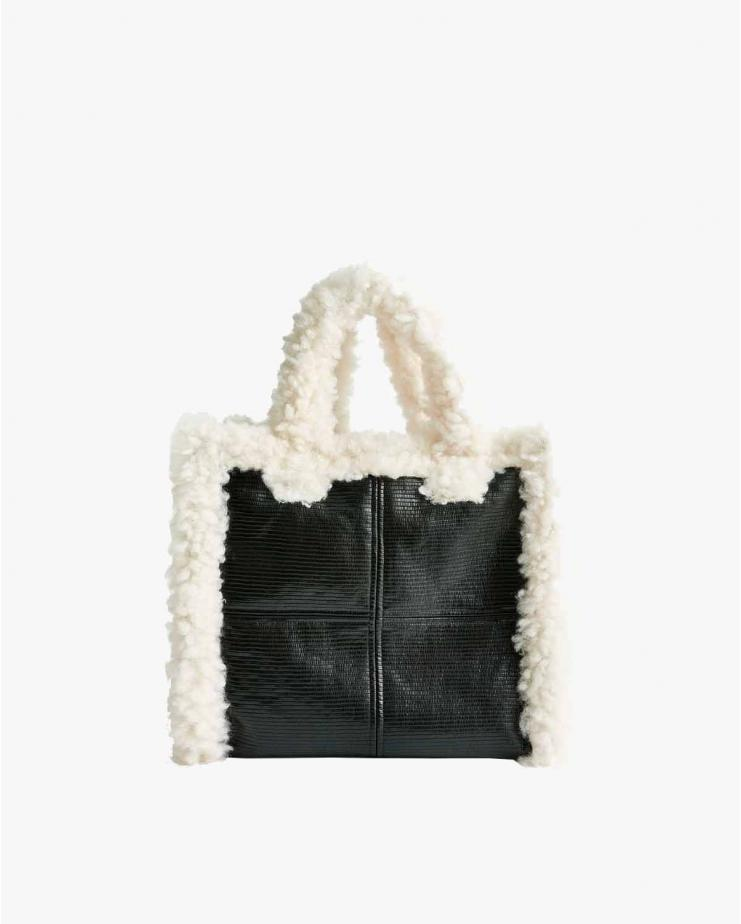 Lolita Shearling Bag