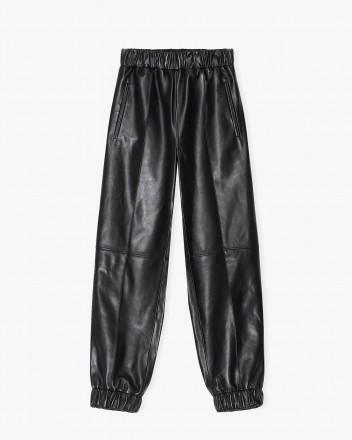 Lamb Leather Pants
