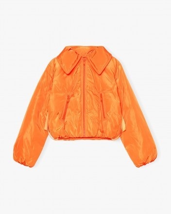 Tech Down Flame Jacket