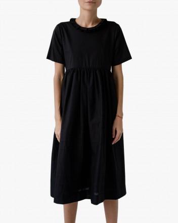 Puti Dress in Black