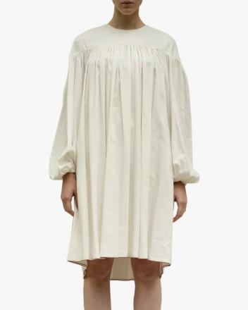 Dhuni Dress in Natural