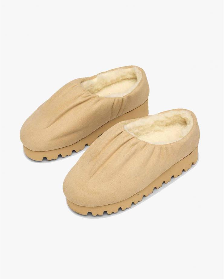 Camp Shoe Eco-wool