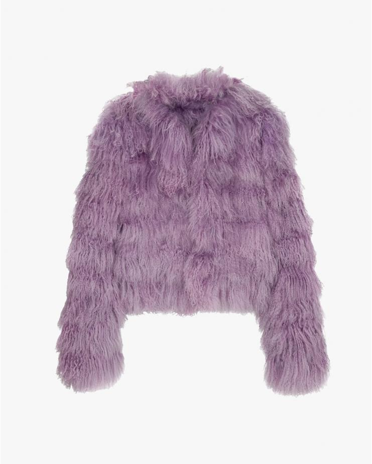 Lhasa Jacket in Lilac