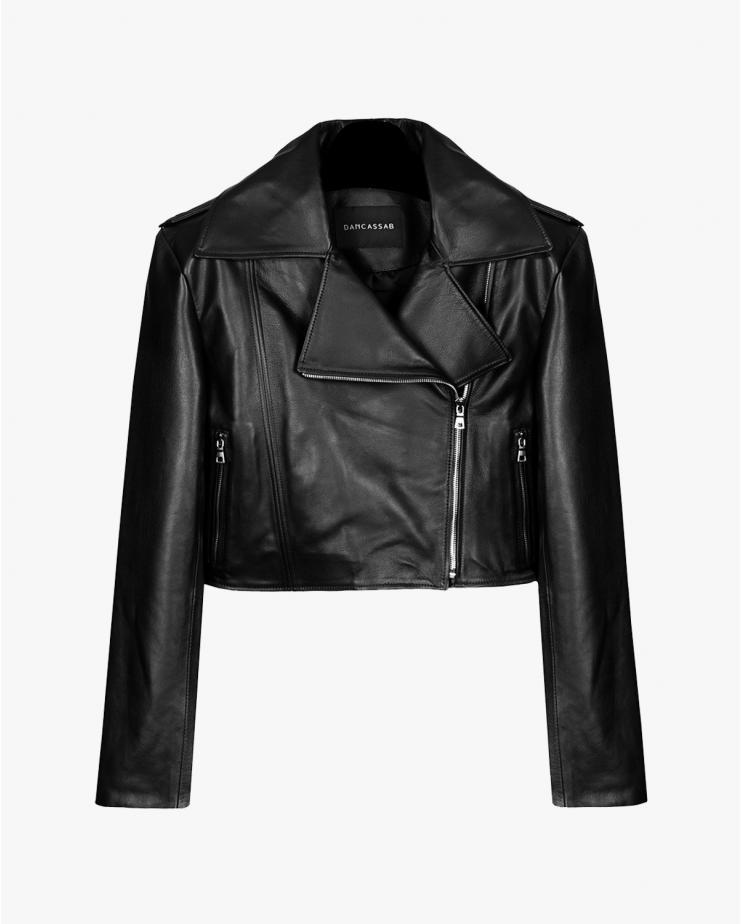 Riley Jacket In Black