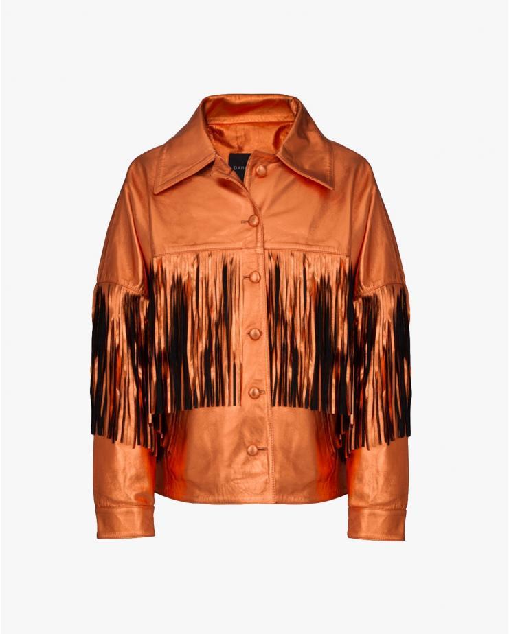 Taylor Metallic Jacket in...