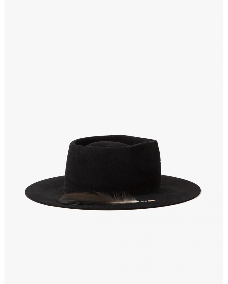 Pluma Negra Hat