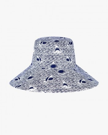 California Jaws Bucket Hat