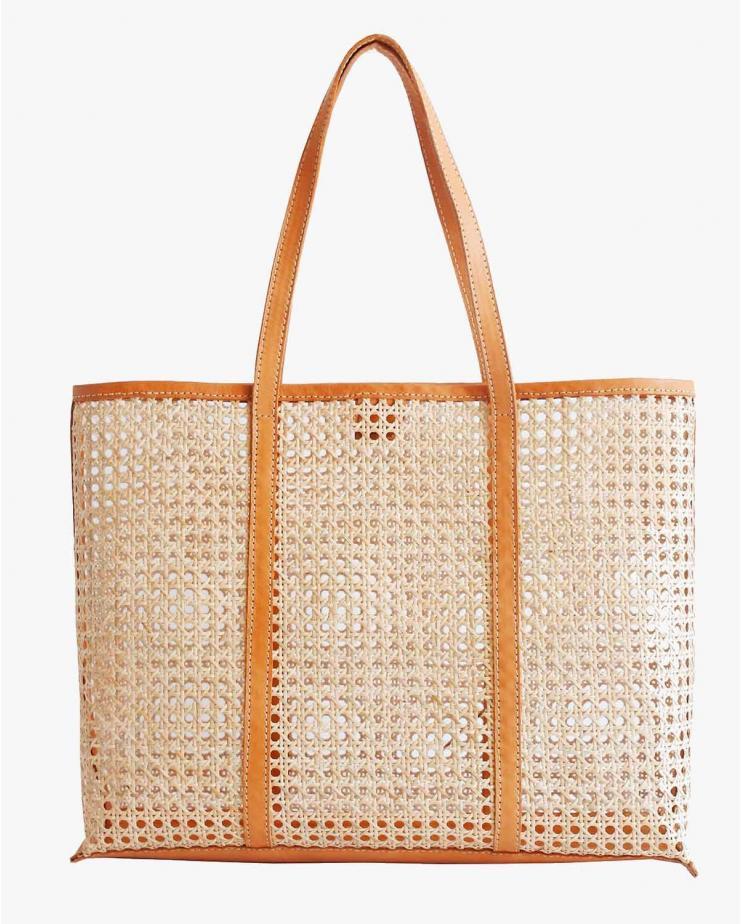 Margot Large Bag in Caramel