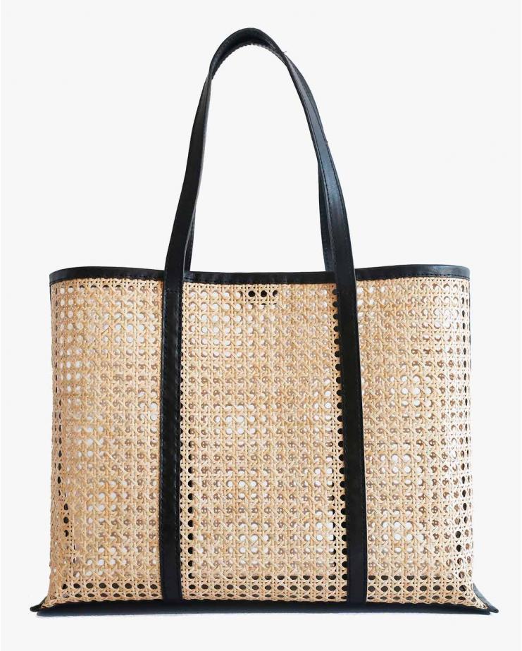 Margot Large Bag in Black