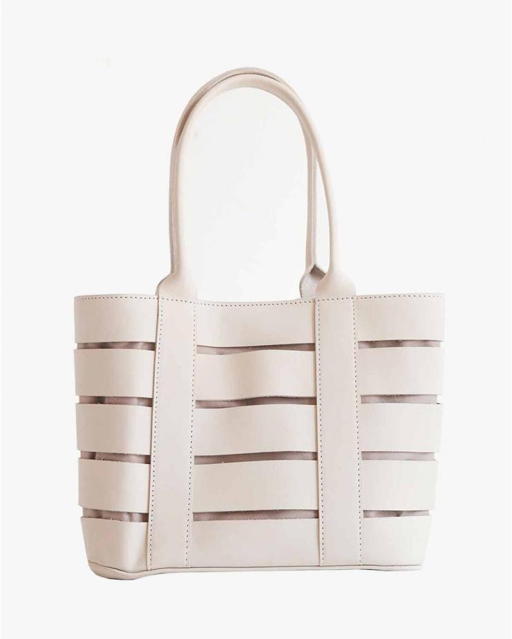 Lucia Bag in Cream