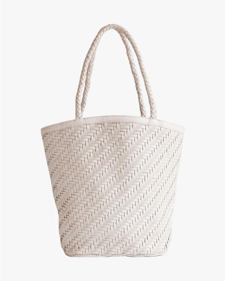 Jeanne Bag in Pearl
