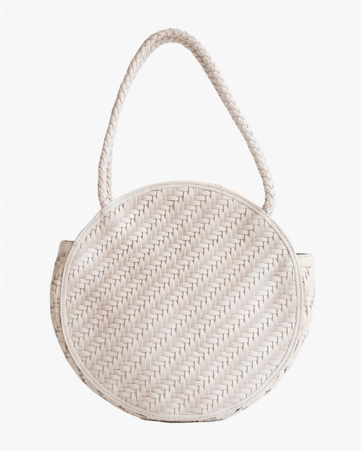 Emilia Bag in Pearl