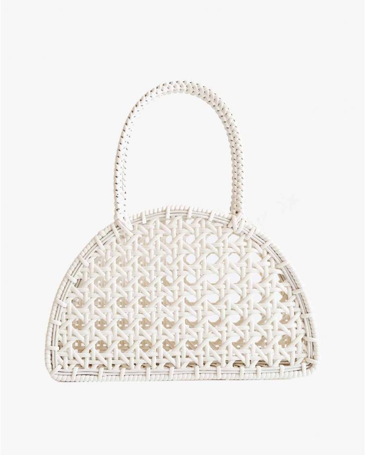 Viola Small Bag in Pearl
