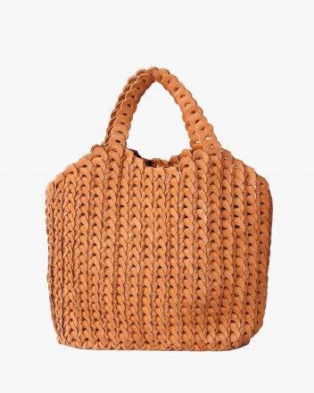 Nola Bag in Caramel
