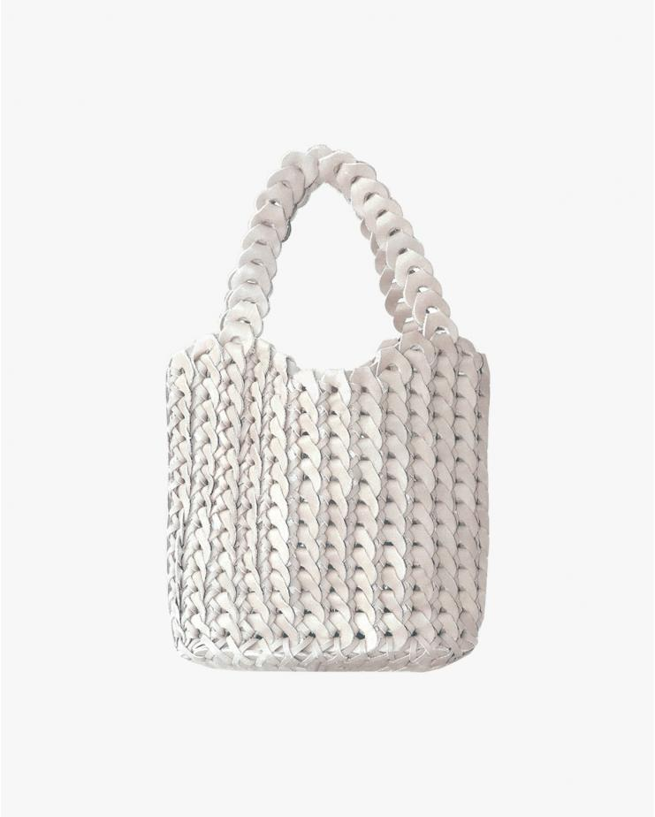 Capri Bag in Cream