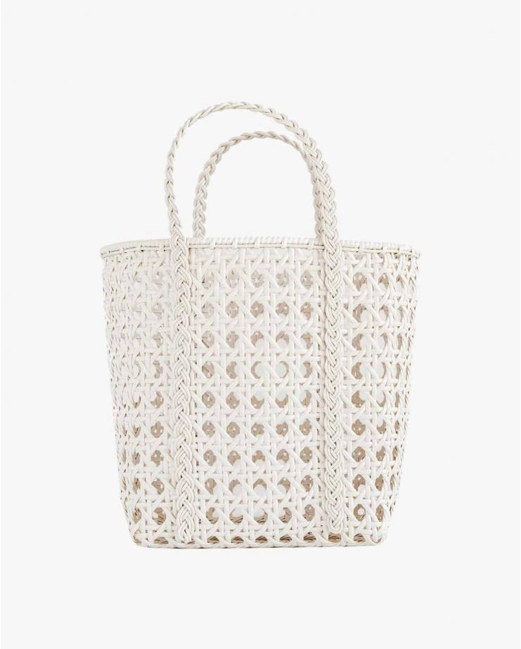Jolene Bag Small in Pearl