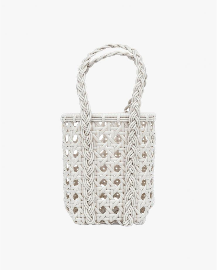 Jolene Bag Mini in Pearl