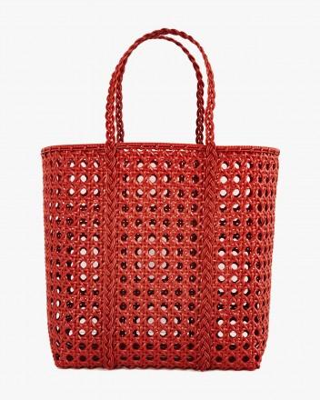 Jolene Bag Large in Cherry