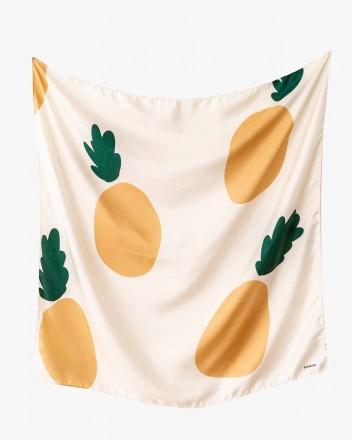 Soleil Scarf in Pineapple