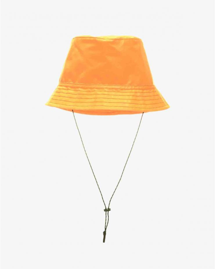 Reflective Hat in Orange