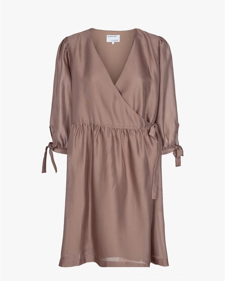Enola Wrap Dress