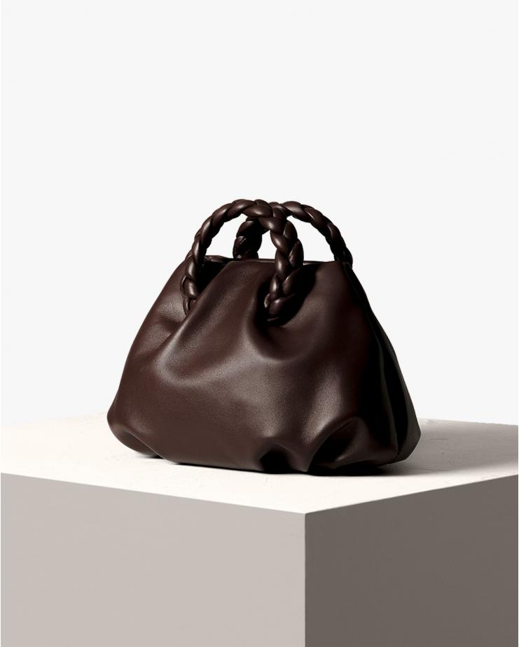 Bombon Bag in Dark Brown