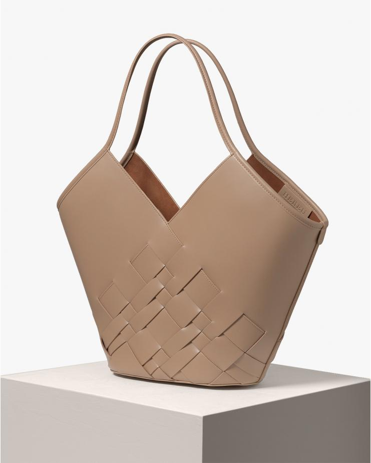Coloma Bag in Taupe