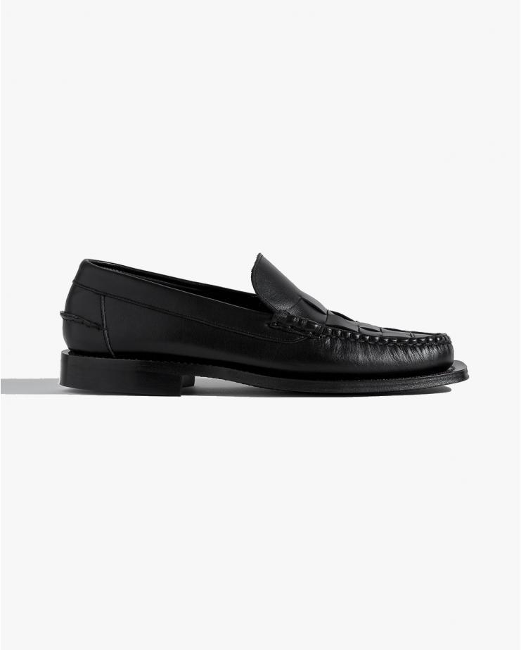 Nombela Loafer in Black