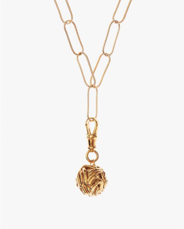 Unfolding Reverie 2 Necklace